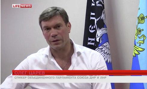 Царев: следующей целью ополчения может стать Мариуполь и Одесса. Видео