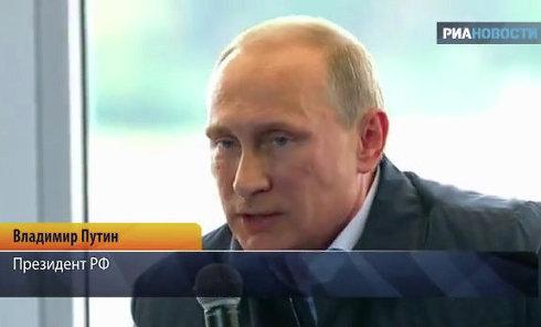 Путин объяснил, почему призвал ополчение открыть гумкоридор. Видео
