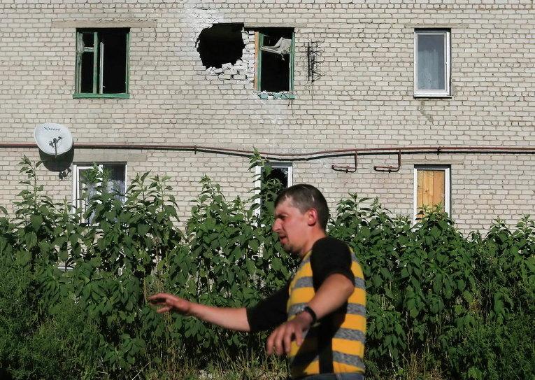 Ситуация в Иловайске