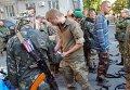 Пленные украинские военные. Архивное фото