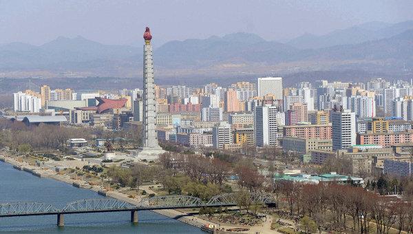 КНДР  - Пхеньян