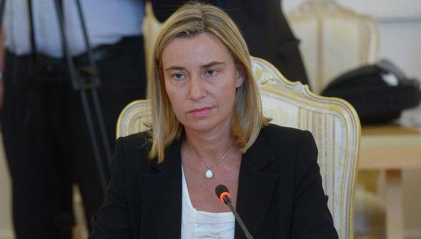 Федерика Могерини