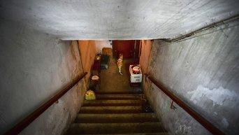 Бомбоубежище. Архивное фото
