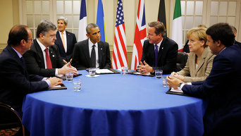 Саммит НАТО в Уэльсе