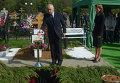 Похороны фотокорреспондента Андрея Стенина