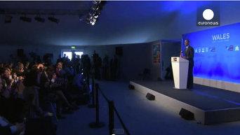 На саммите НАТО приветствуют перемирие в Украине. Видео
