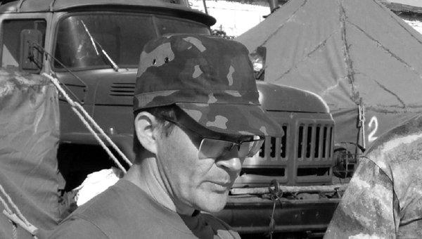 Погибший журналист Укринформа Олег Задоянчук