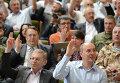 Съезд партии Народный Фронт. Архивное фото