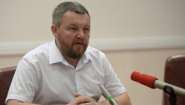 Пресс-конференция Андрея Пургина. Архивное фото