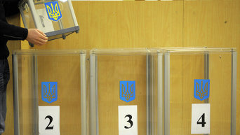 Подготовка к выборам в Украине. Архивное фото