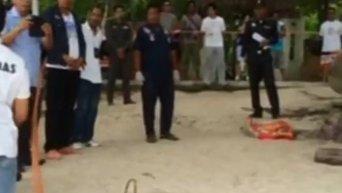Убийство туристов в Таиланде