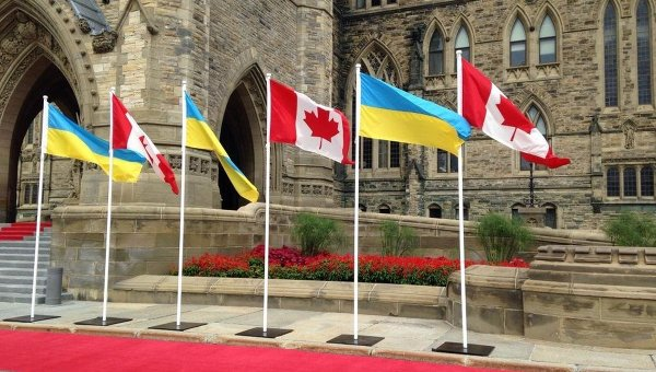 Нижняя палата парламента Канады ратифицировала Соглашение освободной торговле с Украинским государством