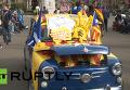 Каталония поддержала Шотландию. Видео