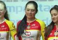Голая форма колумбийских спортсменок. Видео