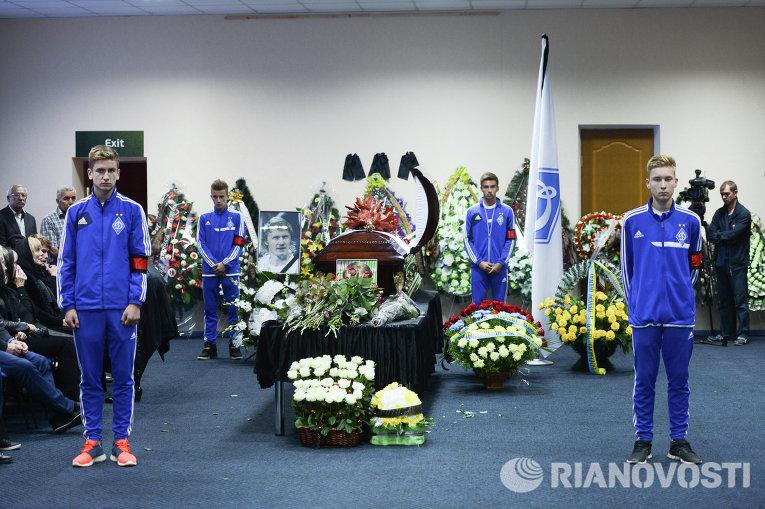 Прощание с Андреем Гусиным