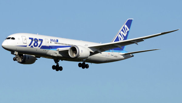 Boeing 787. Архивное фото
