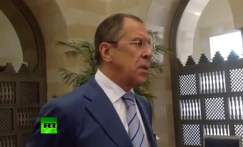 Министр иностранных дел РФ Сергей Лавров прокомментировал мирный план Порошенко