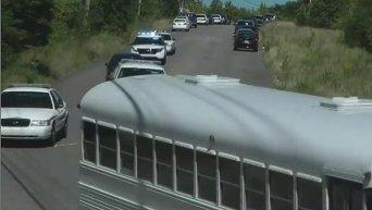 В Алабаме мужчина застрелил двух человек в отделении почтовой доставки UPS. Видео