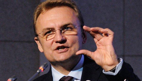 Садовый объявил, что нардепы от«Самопомочі» будут продолжать голодовку