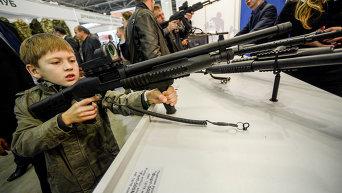 Специализированная выставка Оружие и Безопасность – 2014
