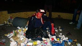 Виктор Пилипишин попал под мусорную люстрацию