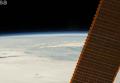 День и ночь за одну минуту - видео из космоса. Видео