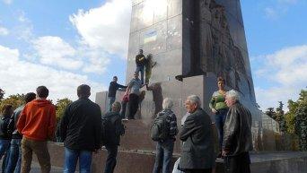 Харьков - площадь Свободы, 29 сентября 2014