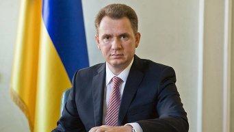 Председатель ЦИК Украины Михаил Охендовский