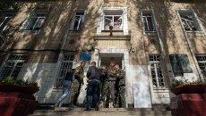 Обстрел Донецка, 01.10.2014