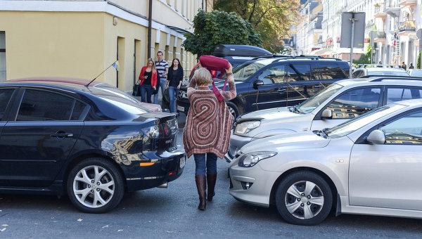 Порошенко підписав Закон про реформування сфери паркування транспортних засобів - Цензор.НЕТ 3158