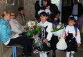 Начало учебного года в школах Донецка