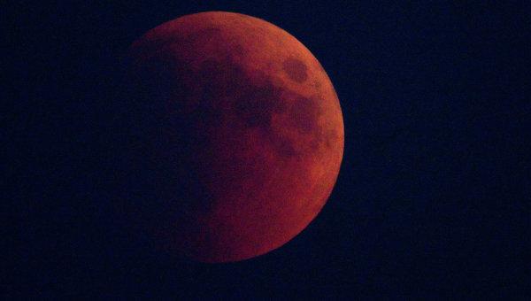 Вгосударстве Украина предполагается лунное затмение и«поток» Персеид