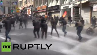 Турция, протесты, 15 погибших, видео