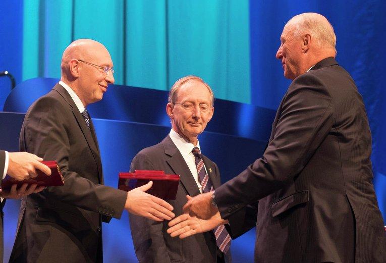 Нобелевская премия по химии