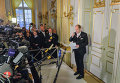 Постоянный секретарь, отвечающей за присуждение награды Шведской академии Петер Энглунд