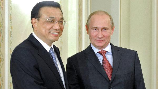 Премьер Госсовета КНР Л.Кэцян. Архивное фото