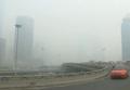 Густой смог окутал Пекин