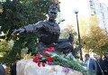 Памятный знак воинам - участникам АТО в Киеве
