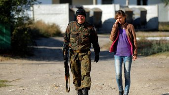 Ситуация на Донбассе. Архивное фото