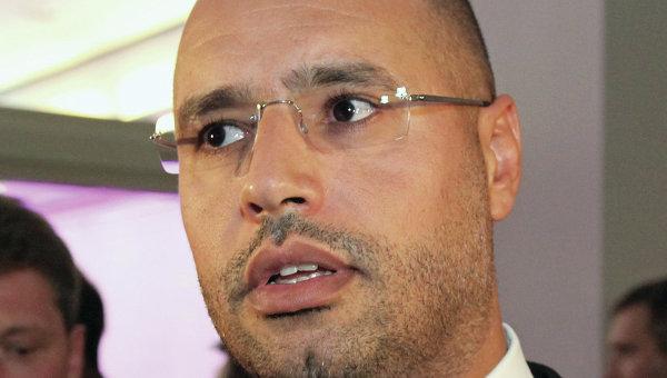 Саиф аль-Ислам Каддафи. Архивное фото