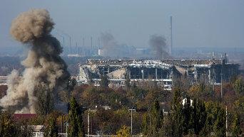 Донецк - ситуация в городе