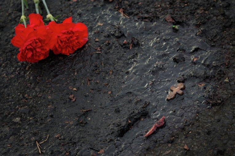 День памяти в Мариуполе