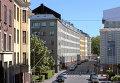 Финляндия. Хельсинки. На улицах города