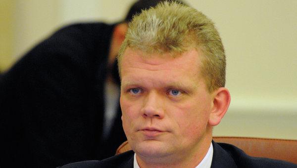 Глава Минагрополитики Украины Игорь Швайка