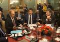 В Милане прошел завтрак при участии Порошенко, Путина и лидеров ЕС. Видео