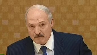 Заявление Лукашенко на пресс-конференции в Минске