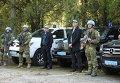 Владимир Рубан, доставка гуманитарной помощи на Донбасс Офицерским корпусом