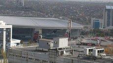 Донбасс-Арена, 20 октября 2014