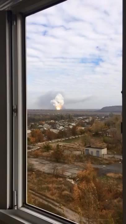 Донецк 20.10 2014
