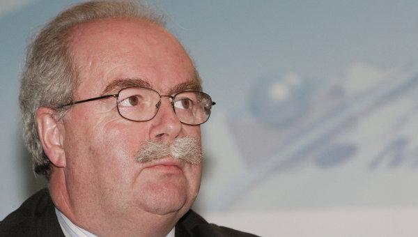 Президент французской компании Total Кристоф де Маржери